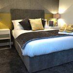 34 Minerva Way West End Glasgow Lanarkshire G3 8GD Bedroom 2