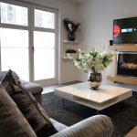 34 Minerva Way West End Glasgow Lanarkshire G3 8GD Lounge 2 Virtual Viewing