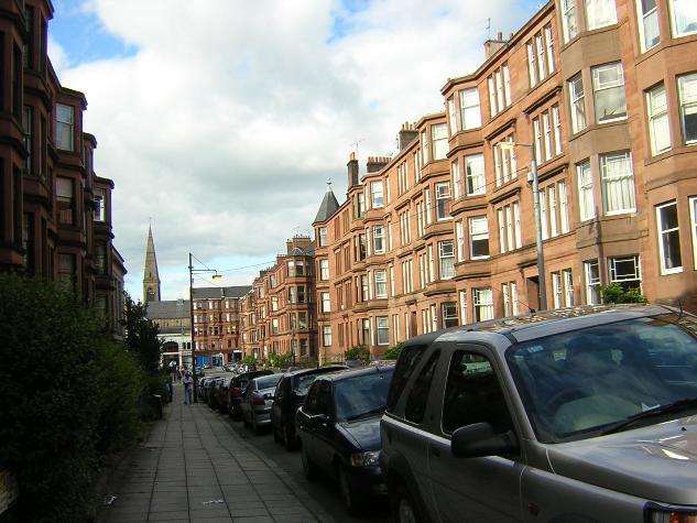 17 Cranworth Street Hillhead Glasgow G12 8BZ