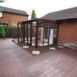 23 Elderpark Grove, Govan, Glasgow, G51 3LY Rear Garden